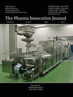 The Pharma Innovation Journal Cover Page